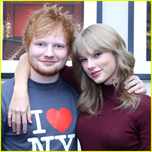 Ed Sheeran Reveals How Taylor Swift Prevents Music Leaks