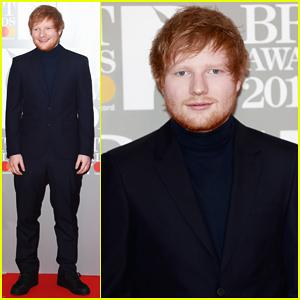 Ed Sheeran Set To Debut Something Special At 2017 Brit Awards!