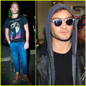 Ed Westwick Stars in Short Film for Rolls-Royce Wraith (Video)
