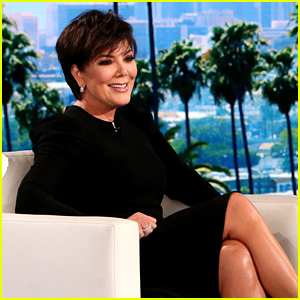 Ellen DeGeneres Asks Kris Jenner if Kanye West is Friends with President Trump