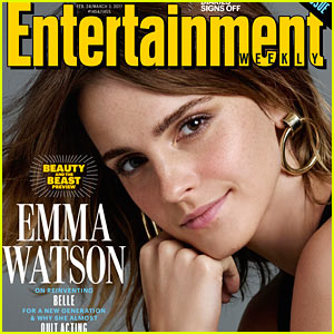 Emma Watson Reveals Belle's Superpower in 'Beauty & the Beast'