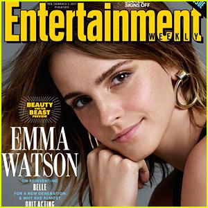 Emma Watson Reveals Belle's Superpower in 'Beauty & the Beast'