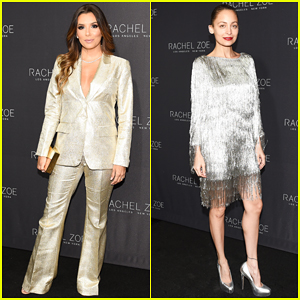 Eva Longoria, Nicole Richie & More Get Glam For Rachel Zoe's First-Ever Los Angeles Presentation!