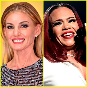 Faith Hill Reacts to Being Confused for Faith Evans