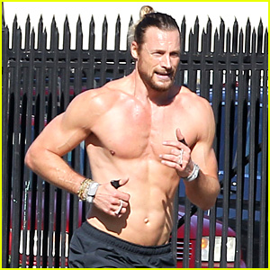 Gabriel Aubry Bares Ripped Body in Hot New Shirtless Photos!