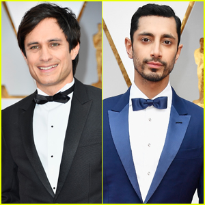Gael Garcia Bernal & Riz Ahmed Are Handsome Oscars 2017 Presenters