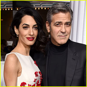 George & Amal Clooney Expecting Twins!