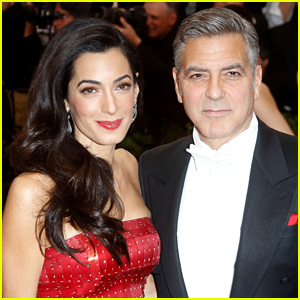 George Clooney's Mom Reveals Genders of His Twins