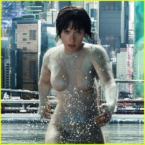 'Ghost in the Shell' Super Bowl 2017 Commercial with Scarlett Johansson - Watch Now!