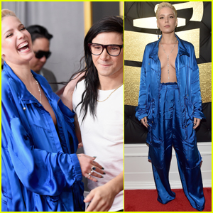 Halsey Channels Major 90s Vibes During Grammys 2017