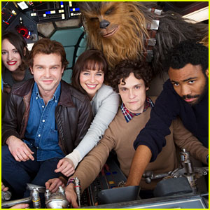 Star Wars' Han Solo Movie: First Look Photo Revealed!