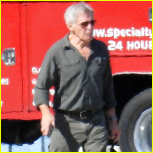 Harrison Ford Gets Back in the Air After Scary Plane Landing