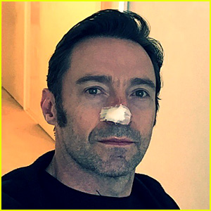 Hugh Jackman Treated for Skin Cancer on His Nose Again