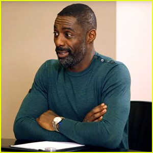 Idris Elba Gets Dating Advice from Kids While Searching for a Valentine! (Video)
