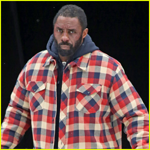 Idris Elba Gets to Work on New Movie 'Mountain Between Us'