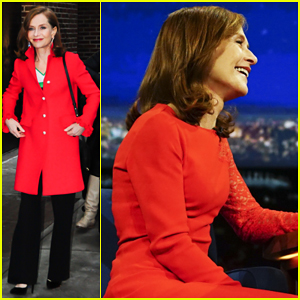Isabelle Huppert Is Totally Down To Do A Big Hollywood 'Popcorn' Film!
