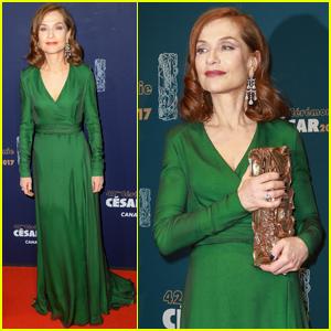 Isabelle Huppert Wins Best Actress at Cesar Awards 2017