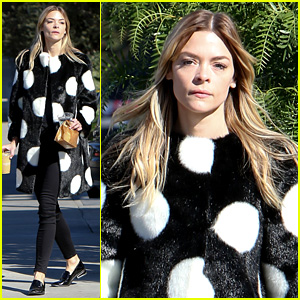 Jaime King Reveals Her First Celebrity Crush!