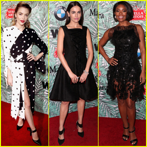 Jaime King, Gabrielle Union & Camilla Belle Step Out at Women In Film Oscar Pre-Party
