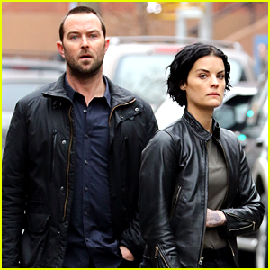 Jaimie Alexander Films New 'Blindspot' Scenes with Sullivan Stapleton