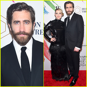 Jake Gyllenhaal Suits Up for Opening Night on Broadway with Annaleigh Ashford!
