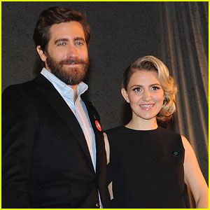 Jake Gyllenhaal Begins 'Sunday In The Park With George' Press