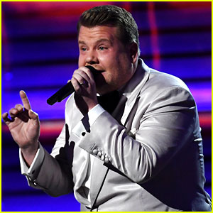 James Corden's Grammys 2017 Opening Video: Rap, Trump Call Out, & More!