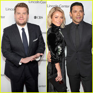 James Corden Hosts the American Songbook Gala at Lincoln Center