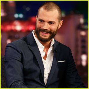 Jamie Dornan Doesn't Mind 'Fifty Shades' Fans Grabbing Him - Watch Here!