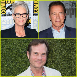 Bill Paxton's 'True Lies' Co-stars Arnold Schwarzenegger & Jamie Lee Curtis