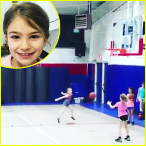 Jamie Lynn Spears' Daughter Maddie Is Back at Basketball Practice After ATV Accident - Watch Now!