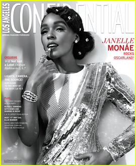 Janelle Monae Auditioned For A 'Star Trek' Role Before Landing 'Moonlight'!