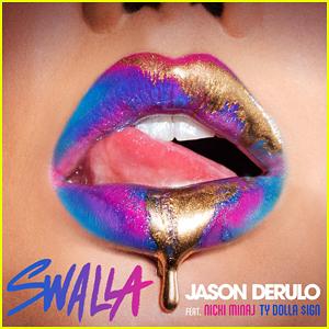 Jason Derulo, Nicki Minaj & Ty Dolla Sign: 'Swalla' Stream, Download, & Lyrics - Listen Now!