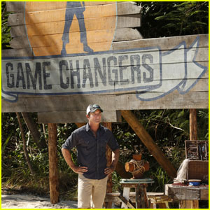 'Survivor' Host Jeff Probst Explains 'Game Changers' Concept