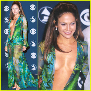Jennifer Lopez's Iconic Grammys 2000 Dress Inspired Google Image Seach!