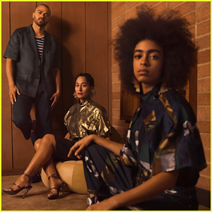 Jesse Williams & Tracee Ellis Ross Star in Kenzo's Spring Campaign!