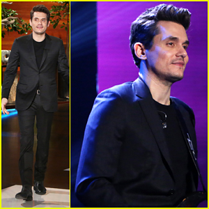 John Mayer Thinks It Would Be Really Fun To Be 'The Bachelor'!