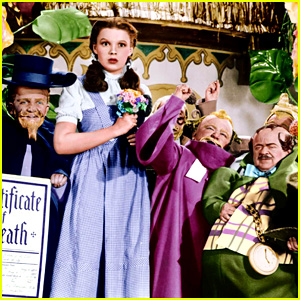 Judy Garland Was Molested by 'Wizard of Oz' Munchkins, Her Ex-Husband Claimed