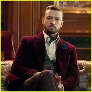 Justin Timberlake's Bai Super Bowl Commercial 2017: Christopher Walken Recites 'Bye, Bye, Bye' (Video)