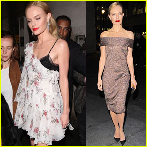 Kate Bosworth Enjoys a Night on the Town in London
