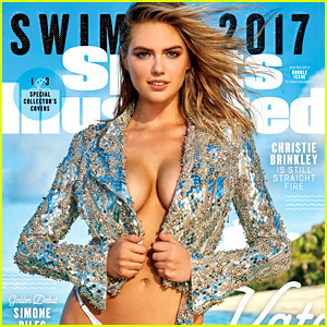 Kate Upton Covers 'Sports Illustrated Swimsuit Issue' - See All 3 Covers!