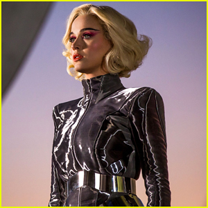 Katy Perry Journeys To Oblivia In 'Chained To The Rhythm' Music Video - Watch Here!