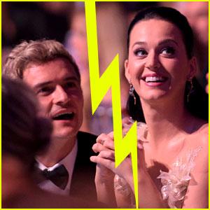 Katy Perry & Orlando Bloom Split, Taking a 'Loving' Break