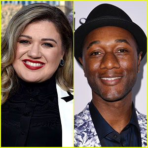 Kelly Clarkson & Aloe Blacc Drop 'Love Goes On' from 'The Shack' Soundtrack!