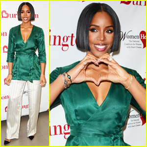 Kelly Rowland's New Album Will Be 'A Record Full Of Up-Tempos'!