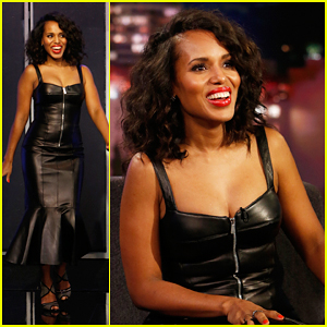 Kerry Washington Has A Popcorn Addiction Problem!
