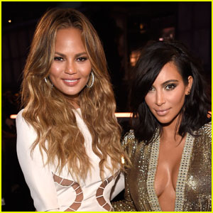 Kim Kardashian & Chrissy Teigen Are Starting a Book Club