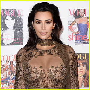 Kim Kardashian Shows Off Her Past Red Carpet Looks from Her Fashion Archive! (VIDEO)