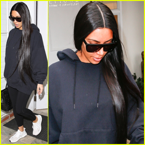 Kim Kardashian Gets Stretch Marks Removed in Beverly Hills