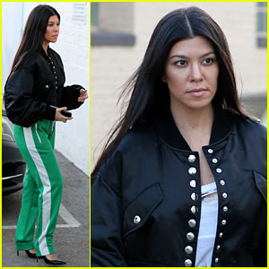 Kourtney Kardashian Shares Her All-Natural Secret to Shiny Hair (Video)
